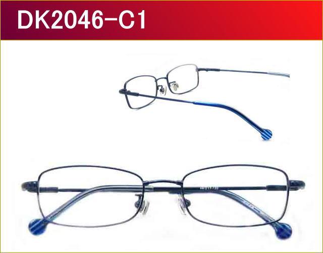 激安通販メガネのニコニコメガネ 超弾性テンプルの子供用メガネセット