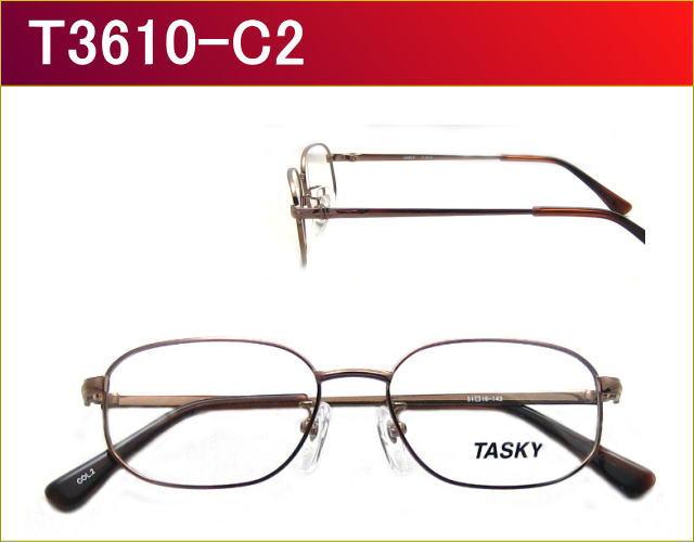 メガネ激安通販のニコニコメガネ TASKY 男性用メガネフレーム