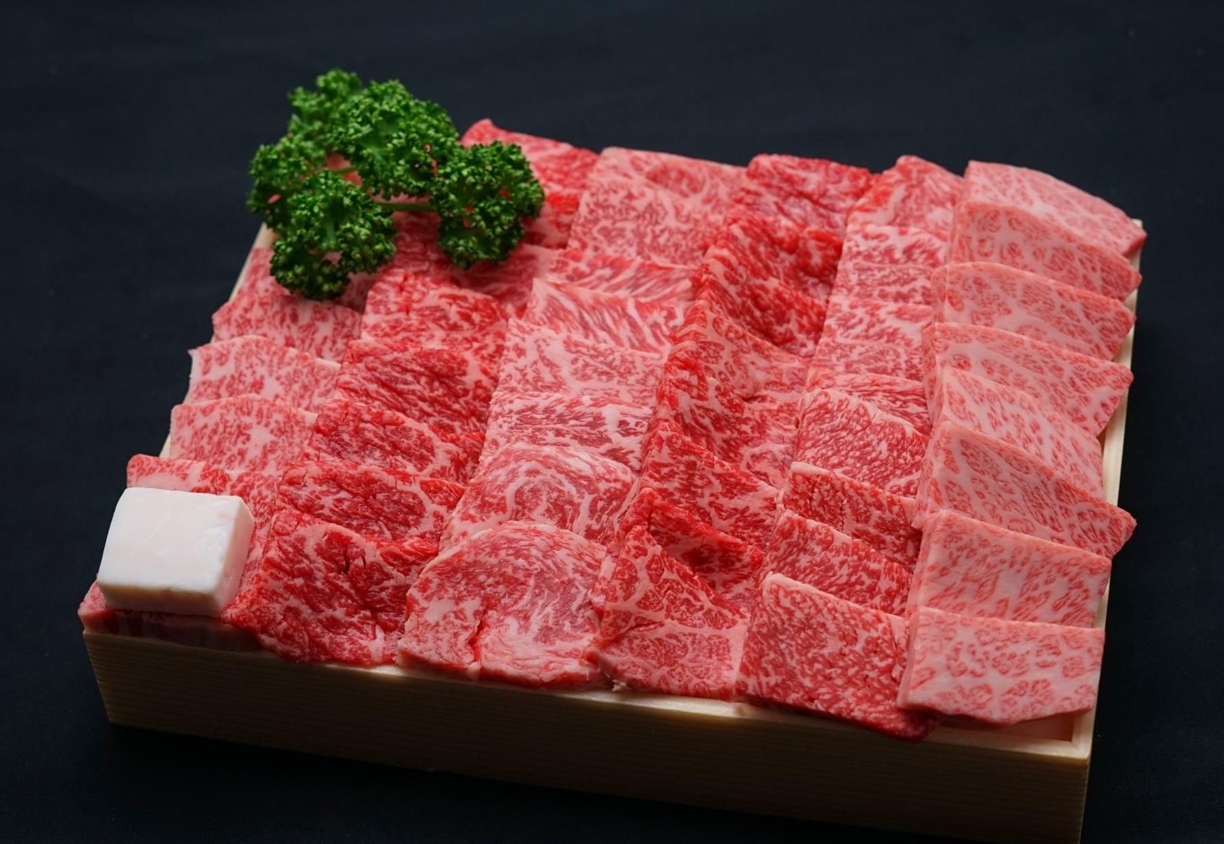 ギフト 厳選和牛 A5焼肉おまかせセット 1kg入