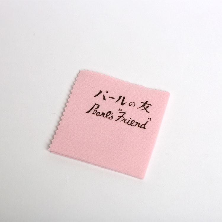 クリーニングクロス パールクロス クロス パール磨き布 パール パールネックレス お手入れ パールの友 CLOTH-01【ゆうパケット対応】