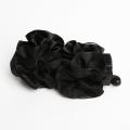 ヘアクリップ BH-002CL ヘアアクセサリー ブラック 黒 フラワー 可愛い 髪飾り レディース 女性用 華やか