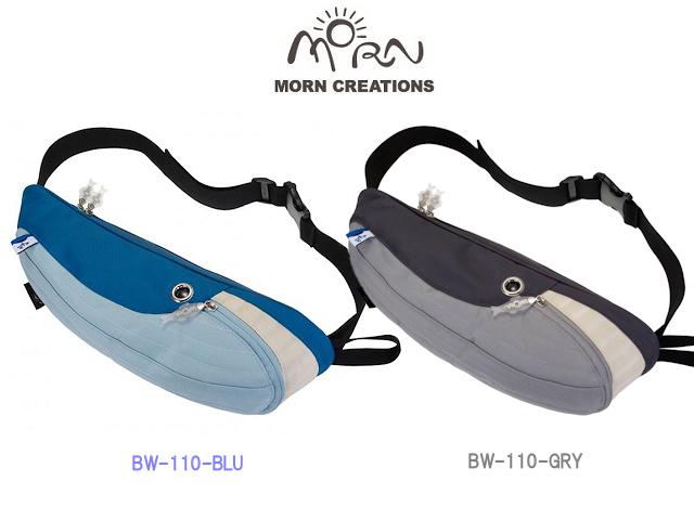 MORN CREATIONS/モーンクリエイションズのシロナガスウエストポーチ