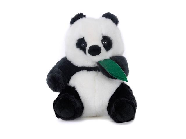 HANSA/ハンサぬいぐるみ パンダ 25cm