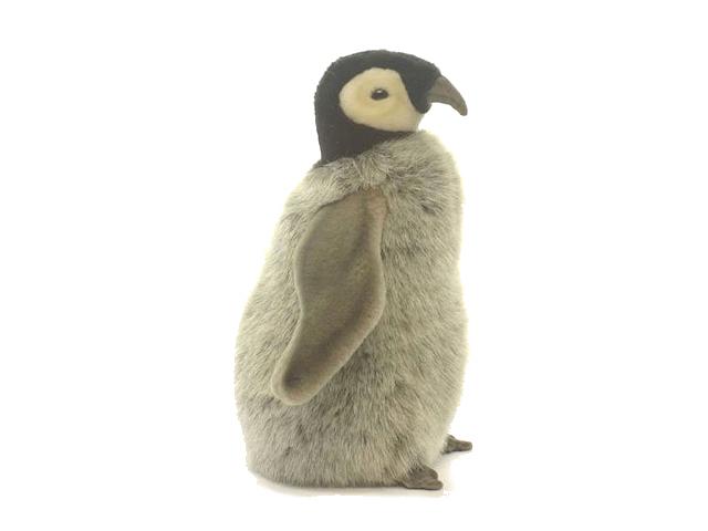 HANSA/ハンサぬいぐるみ 赤ちゃん皇帝ペンギン 24cm