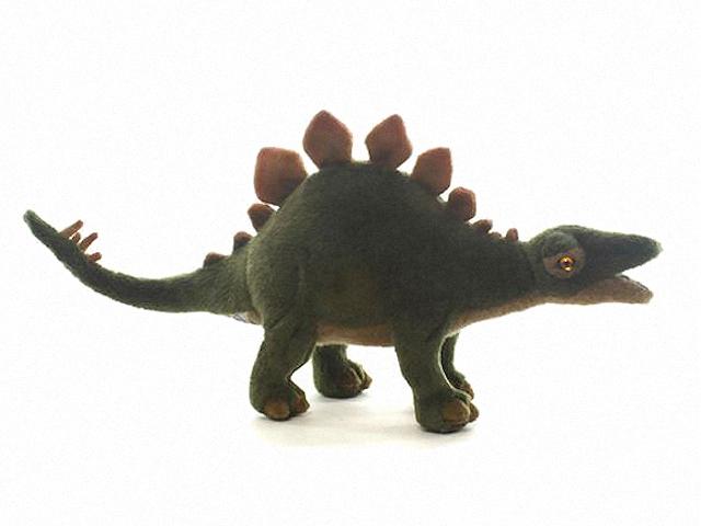 HANSA/ハンサ 恐竜のぬいぐるみ ステゴサウルス 51cm