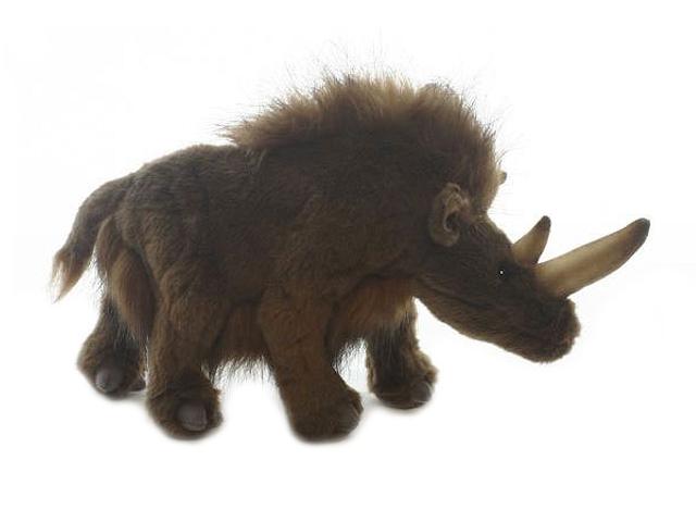 HANSA/ハンサ 恐竜のぬいぐるみ 毛サイ 34cm