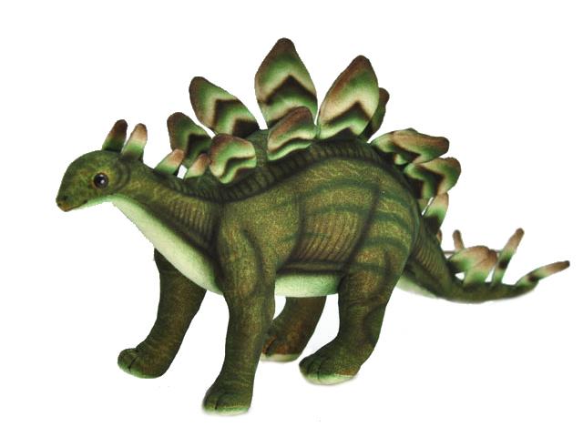 HANSA/ハンサ 恐竜のぬいぐるみ ステゴサウルス 38cm