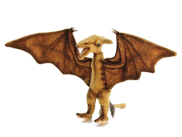 HANSA/ハンサ 恐竜のぬいぐるみ プテロダクティルス 44cm