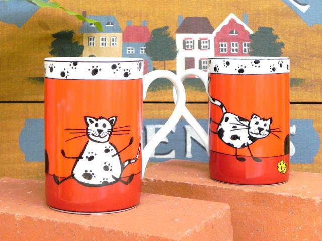 KONITZ/コーニッツ アニマルストーリーズマグカップ <Cat>