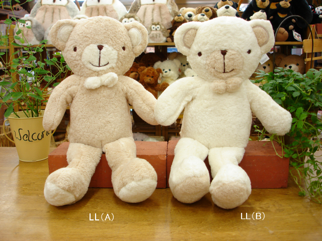 ORGANIC BEAR&FRIENDS/オーガニックベア(LL)