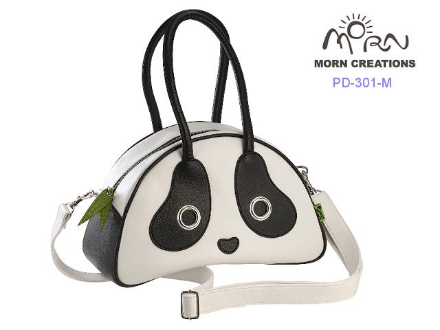 MORN CREATIONS/モーンクリエイションズのパンダバッグ(M)