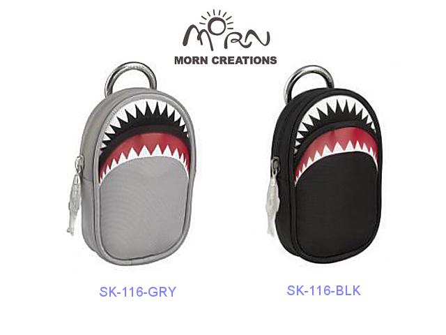 MORN CREATIONS/モーンクリエイションズのシャークデジカメケース