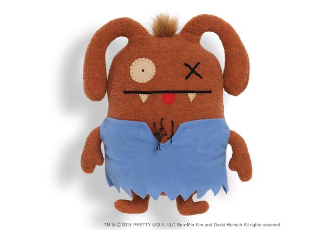 GUND/Ugly Doll アグリードール ウルフマンオックス
