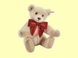 Steiff/シュタイフ テディベア/Margarete's Teddy bear,rose 28cm<世界限定3000体>