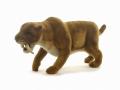 HANSA/ハンサ 恐竜のぬいぐるみ サーベルトゥース 50cm