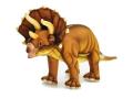HANSA/ハンサ 恐竜のぬいぐるみ トリケラトプス 37cm