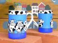 KONITZ/コーニッツ アニマルストーリーズマグカップ <Cow>
