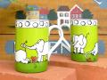 KONITZ/コーニッツ アニマルストーリーズマグカップ <Elephant>