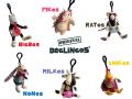 LES DEGLiNGOS/レス デグリンゴスのキーホルダー