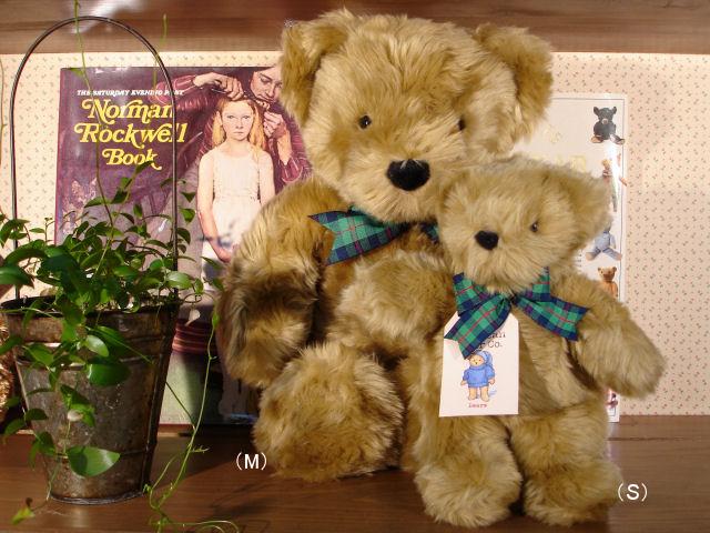 North American Bear/ベアラグルス (M)/43cm