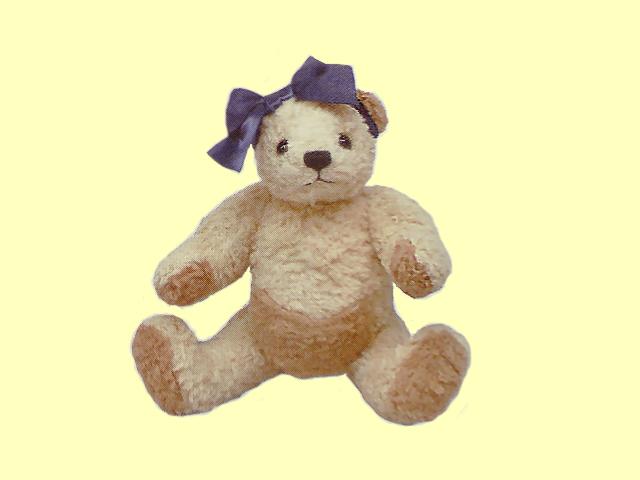 Twinkle Bear/ティンクルベア ポッケちゃん/18cm