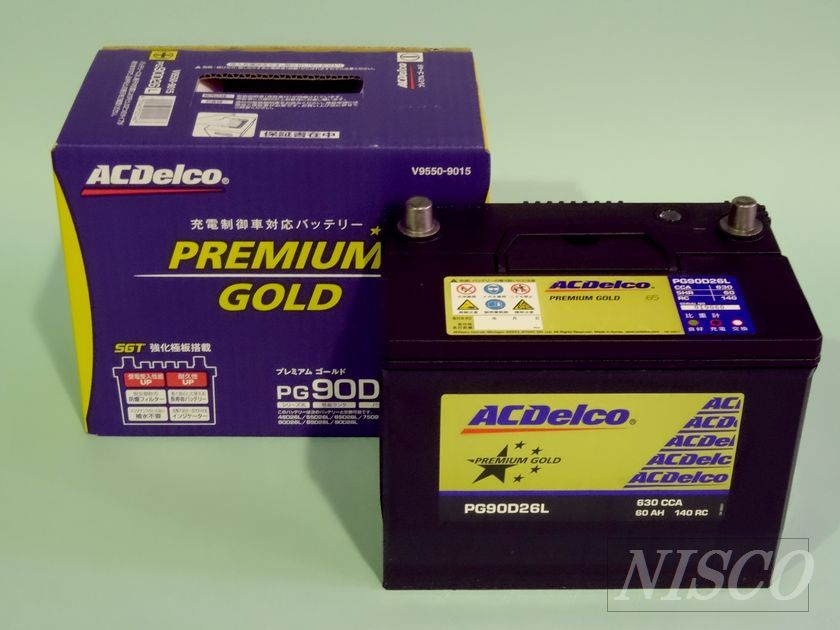 ACDelco 90D26