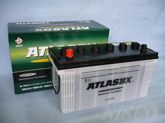 ATLAS/アトラス 国産車用120E41R