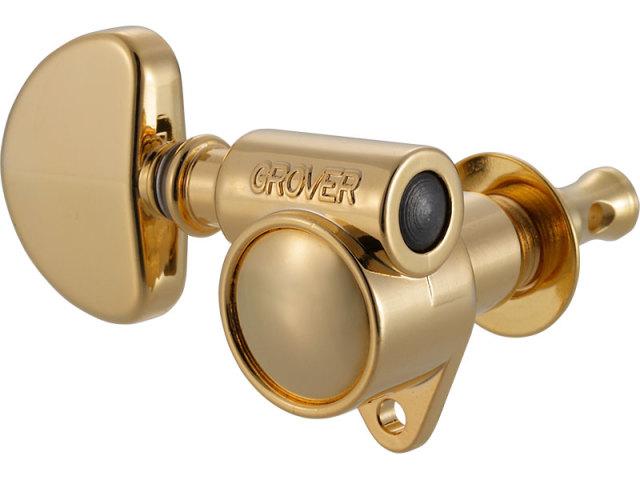 グローバーペグ 6個セット ゴールド 102GV