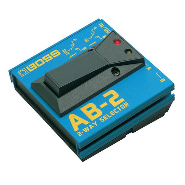 フットペダルセレクター/AB-2/BOSS