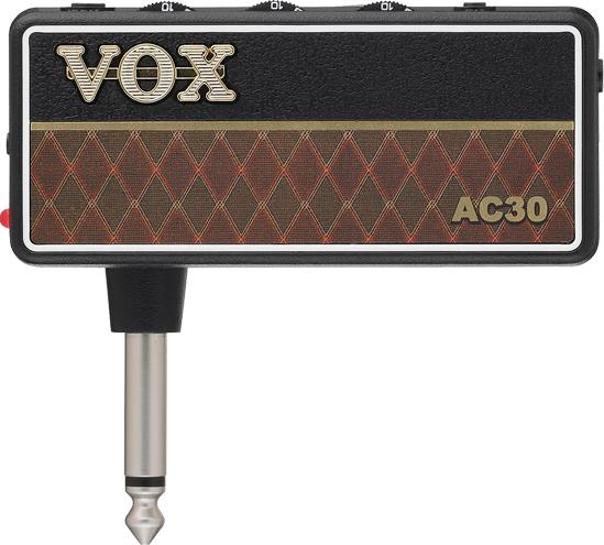 【送料無料・郵便】 VOXアンプラグ2 ギターヘッドホンアンプ amPlug2 AC30