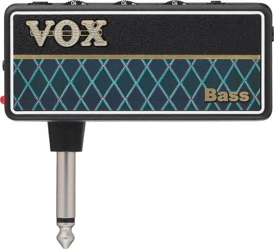 【送料無料・郵便】 VOXアンプラグ2 ギターヘッドホンアンプ/amPlug2 Bass