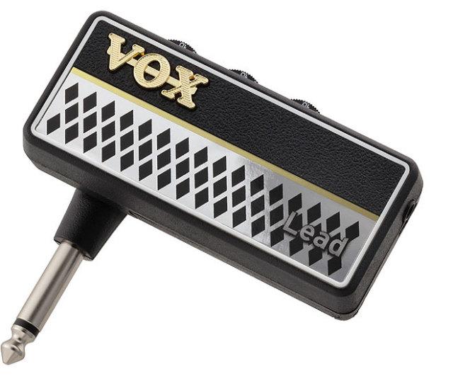 【送料無料・郵便】VOX amPlug2 Lead ヘッドホンギターアンプ アンプラグ2 リード