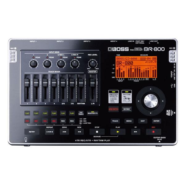 【送料無料】ROLAND(ローランド) BR-800 デジタルレコーダーMTR BR-800