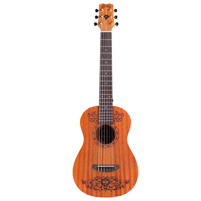 【2018年2月以降発売予約品 】【送料無料】Cordoba COCO MINI XL マホガニー1/2サイズ ナイロンギター リメンバー・ミーコラボギター