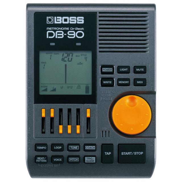 BOSS DB-90 ドクタービート 多機能メトロノーム