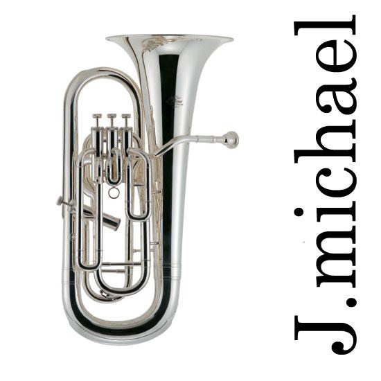 [送料無料] Jマイケル ユーフォニウム シルバー/EU-1700S