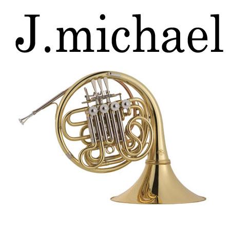 [送料無料] Jマイケル フレンチホルン F/B♭フルダブル/FH-850