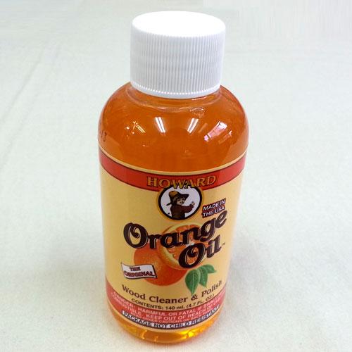 HOWARD ORANGE OIL ポリッシュ オレンジオイル ハワード 140ml /木部クリーナー