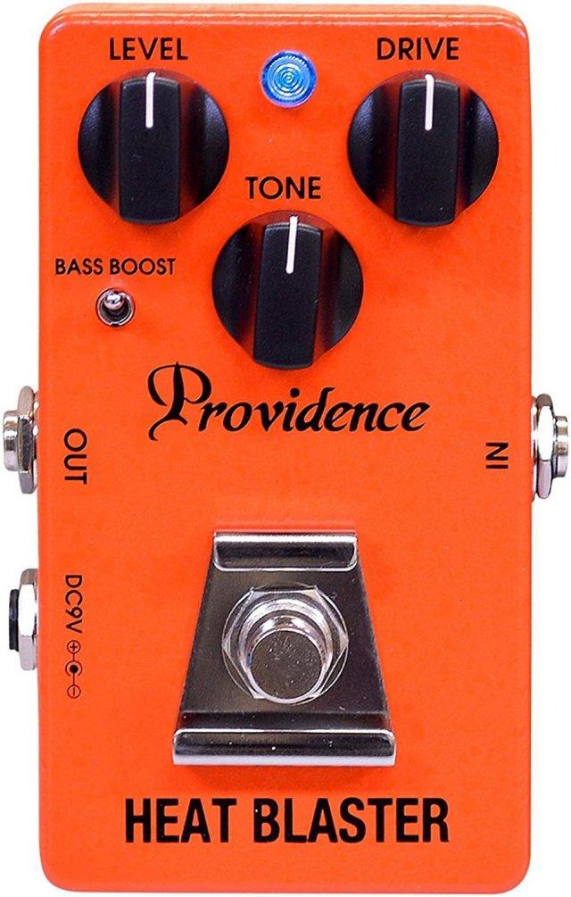 Providence HBL-4 HEAT BLASTER ギターエフェクター