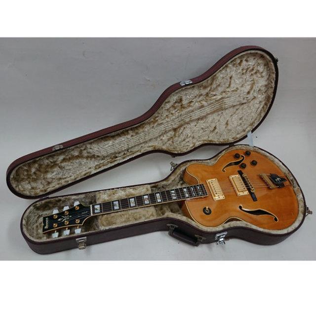 中古ギター 現状での販売 Ibanez AF200 NT ハードケース