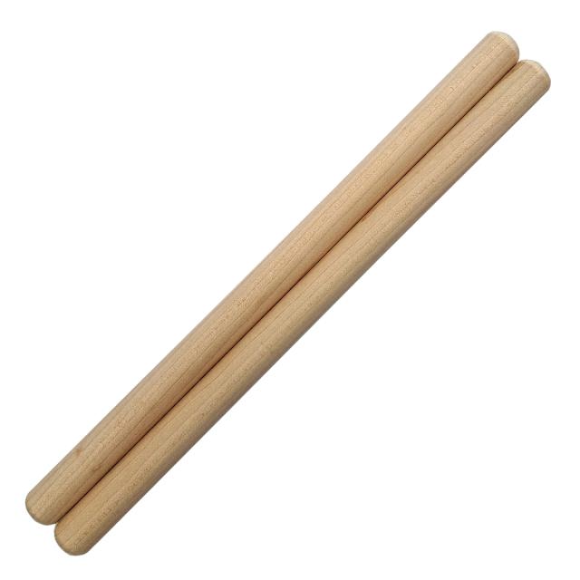 太鼓バチ 材質:カエデ 太さ26mm X 長さ400mm 国産手工バチ 西日本楽器
