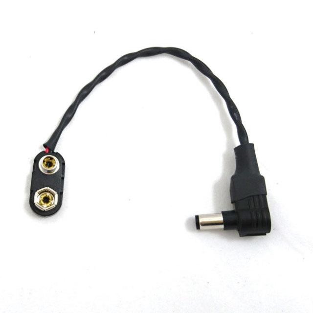 【送料無料メール便】Providence LE-BSC DCバッテリースナップケーブル 信頼のプロビデンスのケーブルです