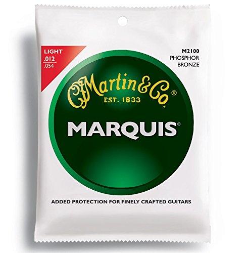 [送料無料] Martin(マーチン) フォスファーブロンズ LIGHT アコースティックギター弦 M2100