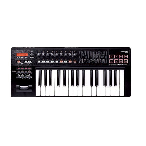 【送料無料】ROLAND(ローランド)/MIDIキーボードコントローラー/A-300PRO-R