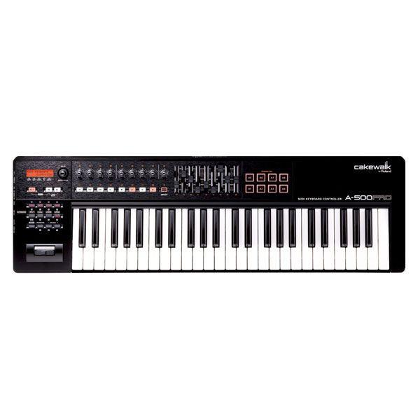 【送料無料】ROLAND(ローランド)/MIDIキーボードコントローラー/A-500PRO-R