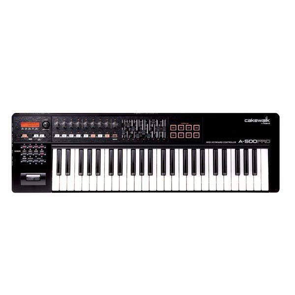 【送料無料】ROLAND(ローランド)/MIDIキーボードコントローラー/A-800PRO-R