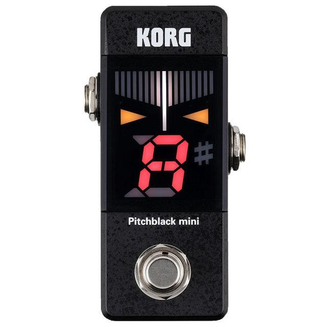 【送料無料】KORG(コルグ)pitchblack PB-MINI ミニペダルチューナー