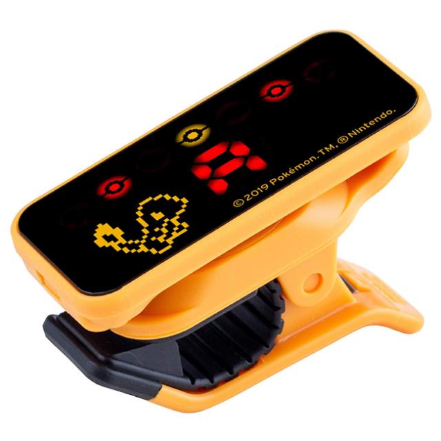 【送料無料メール便】ポケモン限定 ギターチューナー ヒトカゲ(オレンジ) KORGポケモンコラボ PC-2-PHT