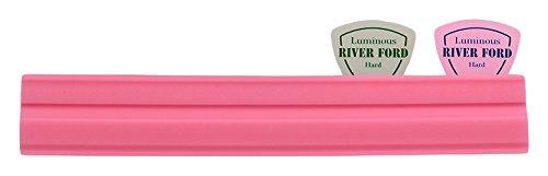 【送料無料メール便】日本製 ピックホルダー 19cm ピンク マイクスタンド取り付け可能