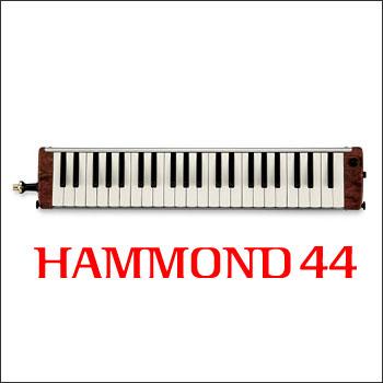 HAMMOND44/PRO-44H/鍵盤ハーモニカ/最安値に挑戦